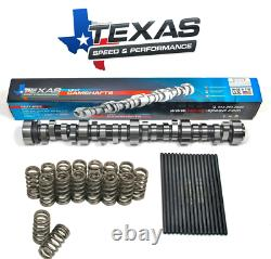 Texas Speed Stage 4 Truck Camshaft Kit w Beehive Springs for Chevrolet 5.3 6.0