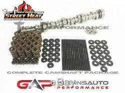 Tick Performance Street Heat Stage 1 Cam Kit with Titanium Retainers for LS1/LS6