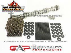 Tick Performance Street Heat Stage 2 Cam Kit for 4.8L & 5.3L Chevy LS/LSX