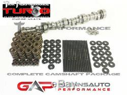 Tick Performance Turbo Stage 1 Cam Kit for 4.8L & 5.3L Chevy LS/LSX