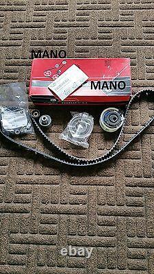 Timing Belt Kit For Audi 1.6 2.0 Tdi 16v Seat Skoda Vw 1.6 2.0 1.2 Tdi 16v