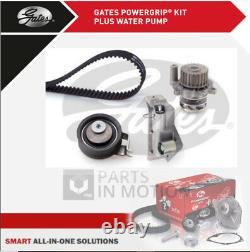 Timing Belt & Water Pump Kit KP15491XS Gates Set 5491XS 788313114 Quality New