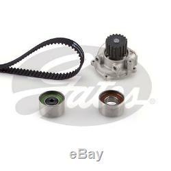 Timing Belt & Water Pump Kit fits MAZDA MPV Mk2 2.0D 02 to 06 RF5C Set Gates New
