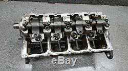 Volkswagen Vw Audi A4 B6 1.9 Tdi Cylinder Head 038.103.373. R V4202 #gx4